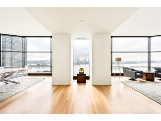 NEW!  50 UNITED NATIONS PLAZA SPRAWLING 3 BEDROOM W/ ENDLESS RIVER VIEWS