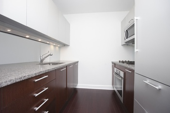 Beautiful 1 Bedroom Residence with in Unit Washer & Dryer & City Views @ The Avery!